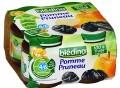 Dinh dưỡng đóng lọ Bledina táo mận (4m+)