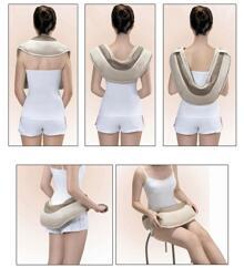 Đai massage vai gáy cổ Neck Shoulder Massage