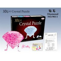 Xếp hình kim cương 3D Crystal Puzzle