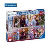 Xếp hình puzzle Frozen 2 4x42 mảnh Ravensburger RV050239