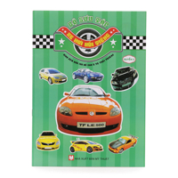 Bộ sưu tập xe hơi nổi tiếng quyển 3