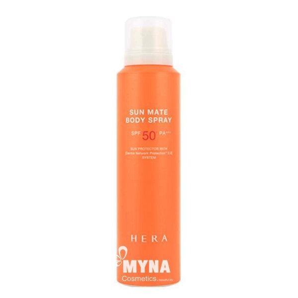 Xịt chống nắng Hera Sun Mate Body Spray PF50+/PA+++