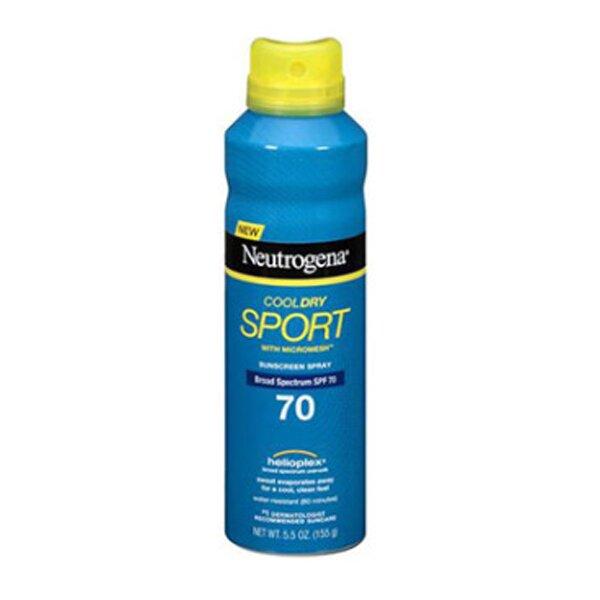 Xịt chống nắng Neutrogena Cooldry Spf 50