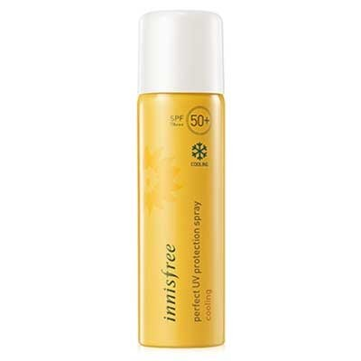 Xịt chống nắng Perfect Uv Protection Spray Cooling SPF50+PA+++ 100ml