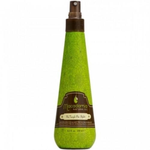 Xịt dưỡng chống rối trước khi tạo kiểu Macadamia No Tangel – 250ml