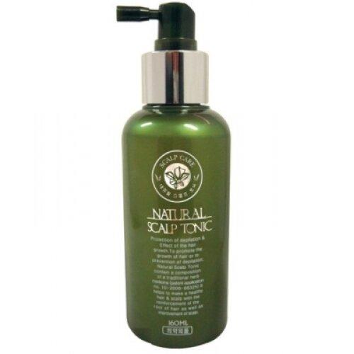 Xịt dưỡng ngăn rụng tóc và kích thích mọc tóc Hasuo Natural Scalp Tonic 160ml