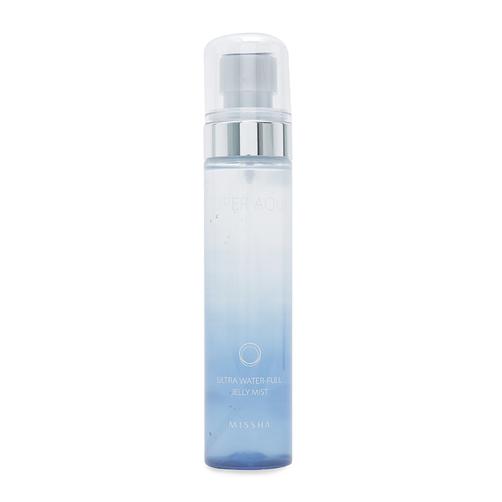 Xịt khoáng cung cấp độ ẩm Missha Ultra Water-Full Jelly Mist 100ml
