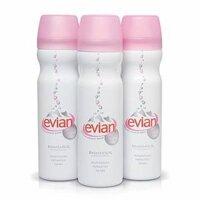 Xịt khoáng Evian 150ml
