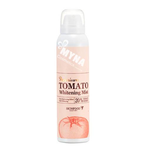 Xịt Khoáng Skinfood Premium Tomato Whitening Mist