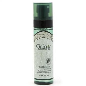 Xịt khoáng trà xanh Grinif TeaTree Mist 80ml