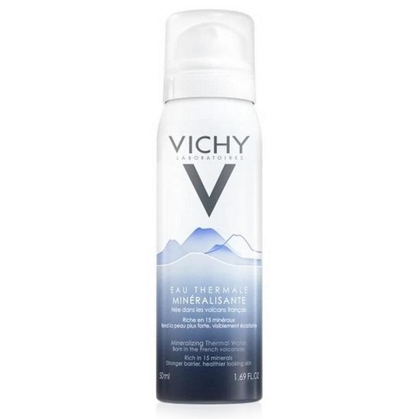 Xịt Khoáng Vichy Mineralizing Thermal Water 50ml