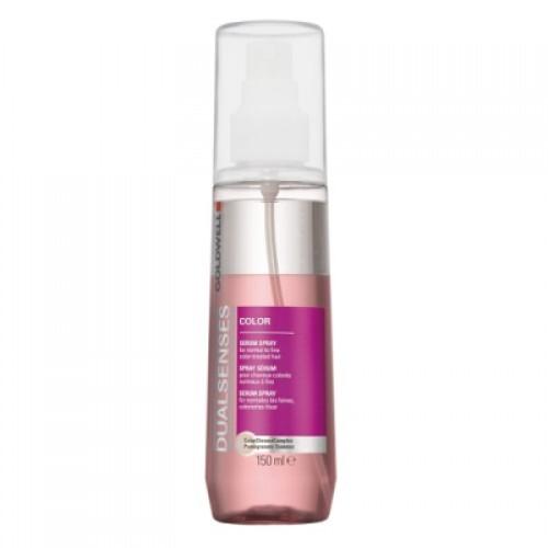 Xịt xả khô siêu dưỡng màu tóc Goldwell Color Extra Rich Serum Spray – 150ml