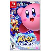 Đĩa game Nintendo Switch Kirby Star Allies