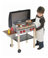Lò nướng tập làm đầu bếp BBQ E3127A