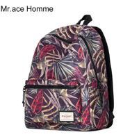 Balo họa tiết Mr. Ace Homme MR16B0254B01