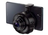 Máy ảnh ống kính Cyber-shot dòng DSC-QX10/B - 18.9MP