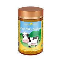 Viên uống bổ sung Canxi cho trẻ em Health N Nature Kids Milky Calcium 100 viên