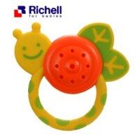Xúc xắc gặm nướu ốc sên Richell - màu 43670, 98579,RC93752