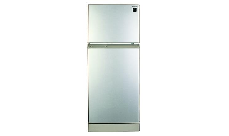 Tủ lạnh Sharp SJ-S340E-SL (SJS340ESL) - 342 lít, 2 cửa, inverter ...