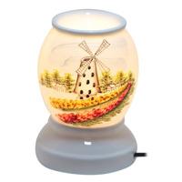 Đèn xông tinh dầu sứ thấu quang NNGS-373