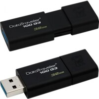 USB Kingston DataTraveler 100 (DT100) G3 32GB - USB 3.0