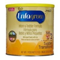 Sữa bột Enfagrow Toddler Transitions 2 - hộp 595g