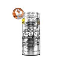 Thực phẩm bổ sung Platinum 100% Fish oil