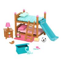Bộ đồ chơi phòng ngủ của bé Lilwoodzeez 6169Z