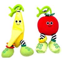 Đồ chơi treo xe đẩy Sassy 80045 -  hình trái cây