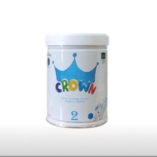 Sữa bột Koko Crown 2 - 800g (từ 06 - 12 tháng tuổi)