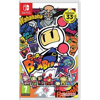 Đĩa game Nintendo Switch Super Bomberman R