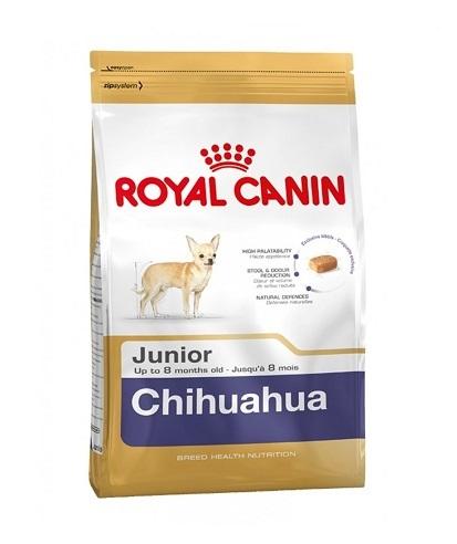 Thức ăn cho chó Royal Canin Chihuahua Junior - 1.5kg, dành riêng cho C...