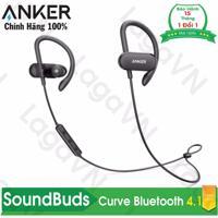 Tai nghe không dây Anker SoundBuds Curve Bluetooth - A3263