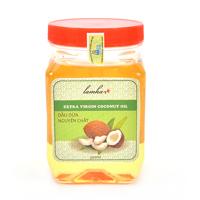 Dầu dừa nguyên chất Lam Hà 300ml