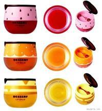 Son dưỡng môi Lovely Meex Dessert Lip Balm Honey