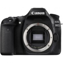 Máy ảnh Canon EOS 80D (body) - 24.2 megapixel, Wifi và NFC