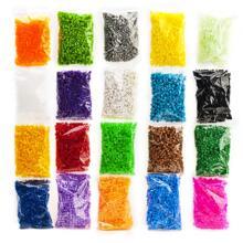Hạt màu kỳ thú Edugames - 50g x 20 bịch