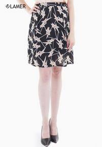 Chân váy họa tiết thời trang Lamer LMH027022B14