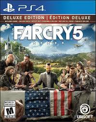 Đĩa game PS4 Far Cry 5 Standard Edition