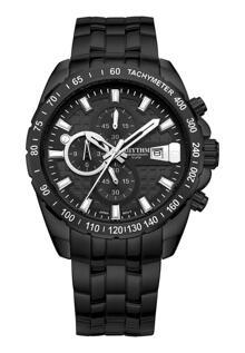 Đồng hồ kim nam Rhythm S1407S06