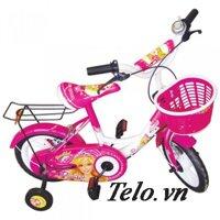 Xe đạp trẻ em Công Chúa M1473