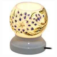 Đèn xông tinh dầu sứ thấu quang Bát Tràng NNGS-391