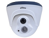 Camera AHD Dome hồng ngoại eView WE701A10L