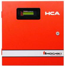 Tủ điều khiển báo cháy và xả khí trung tâm Hochiki HCA-8