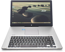 Laptop Acer Aspire R7 571 6858 - Intel Core i5-3337U 1.8GHz, 6GB RAM, 24GB SSD + 500GB HDD, Intel HD Graphics 4000, 15 inch