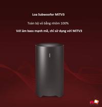 Loa Sub Xiaomi cho tivi Gen 3