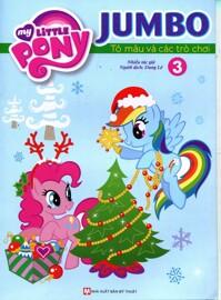 Pony - Jumbo Tô Màu Và Các Trò Chơi (Tập 3)