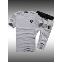 Bộ quần áo thể thao đơn giản - hiện đại BN013