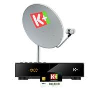 Thuê bao trọn gói HD + 3 tháng K+, SMT S5060