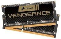 Ram laptop Corsair value - 16Gb kit (2x8Gb)/ DDR 3/ 1600Mhz